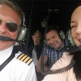 16 Mile Bridgnorth Helicopter Pleasure Flight