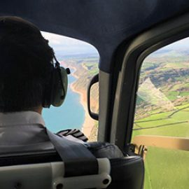 16 Mile Cotswold Helicopter Pleasure Flight