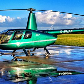 20 Minute Helicopter Flying Lesson Experience for One