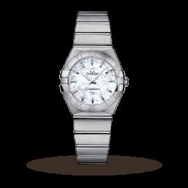 Omega Constellation 27mm Ladies Watch O12310276005001
