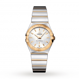 Omega Constellation 27mm Ladies Watch O12320276002004