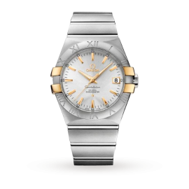 Omega Constellation Co-Axial 35mm Mens Watch O12320352002004