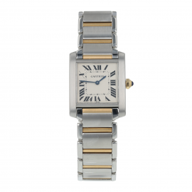 Pre-Owned Cartier Tank Francaise Ladies Watch W51006Q4/ 2301