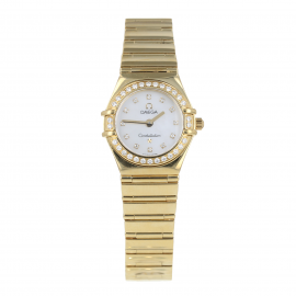 Pre-Owned Omega Constellation Ladies Watch 1164.75.00