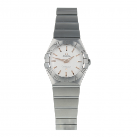 Pre-Owned Omega Constellation Ladies Watch 123.10.27.60.02.004