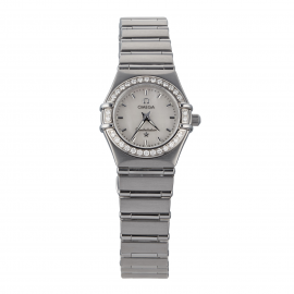 Pre-Owned Omega Constellation Ladies Watch 1466.71.00