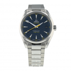 Pre-Owned Omega Seamaster Bond Mens Watch 231.10.42.21.03.004