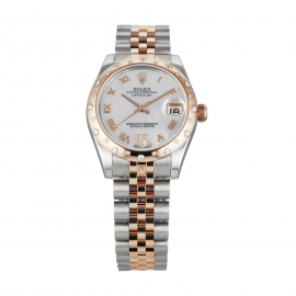 Pre-Owned Rolex Datejust Ladies Watch 178341