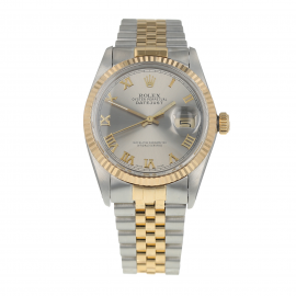 Pre-Owned Rolex Datejust Mens Watch 16013