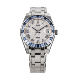Pre-Owned Rolex Pearlmaster Ladies Watch 81349SA