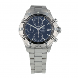 Pre-Owned TAG Heuer Aquaracer Chronograph Mens Watch CAF2110