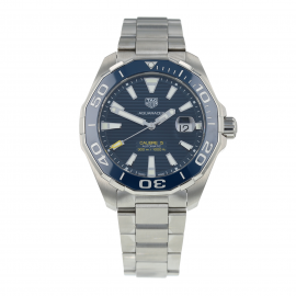 Pre-Owned TAG Heuer Aquaracer Mens Watch WAY201B