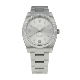 Pre-Owned Rolex Air-King Mens Watch 114210