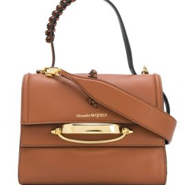 Alexander McQueen The Story tote bag - Brown