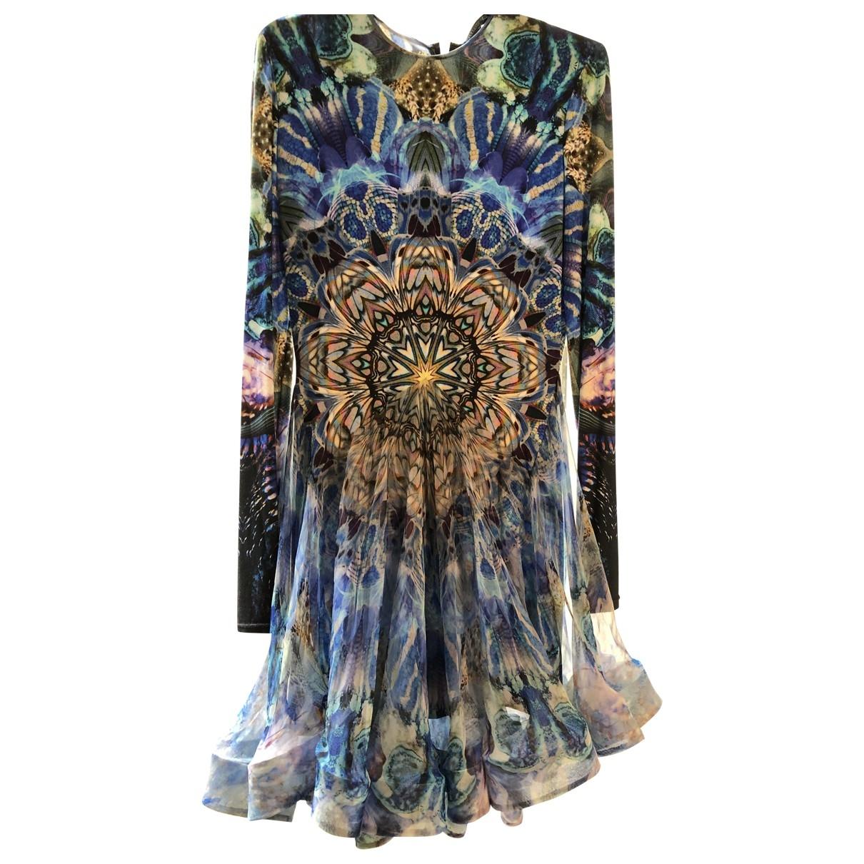 Alexander Mcqueen N Silk Dress for Women