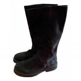 Ann Demeulemeester Riding boots