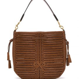 Anya Hindmarch Neeson shoulder bag - Brown