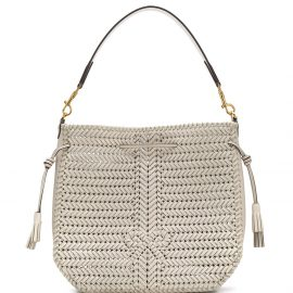 Anya Hindmarch Neeson shoulder bag - White
