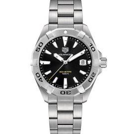 Aquaracer 41MM Stainless Steel Quartz Bracelet Watch