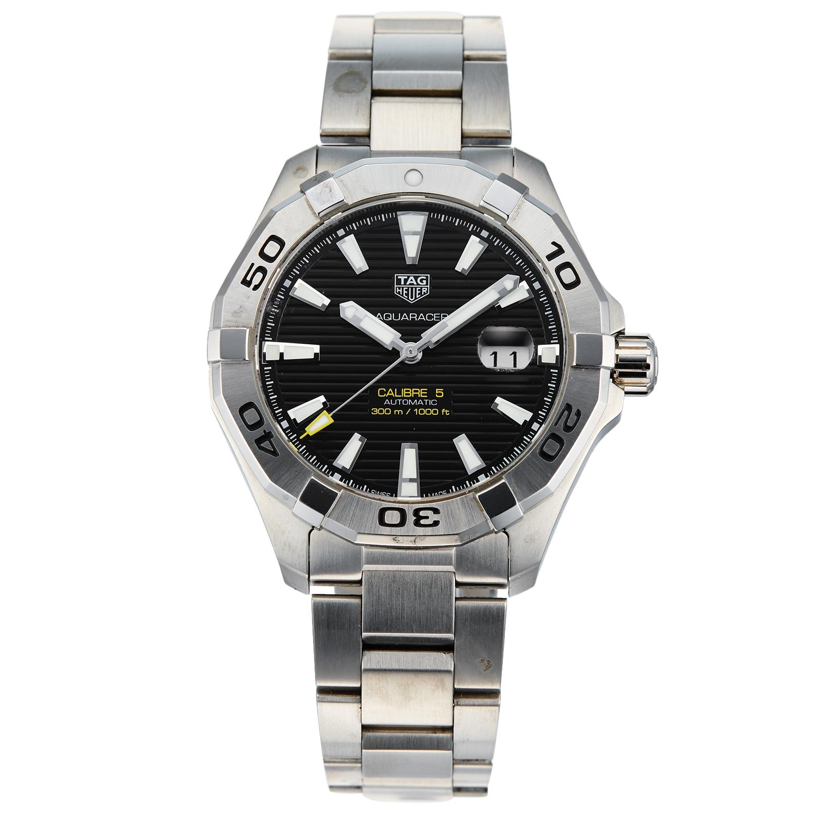 Aquaracer Calibre 5 Mens Watch