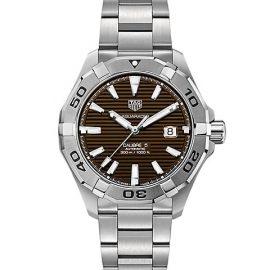 Aquaracer Stainless Steel Bracelet Calibre 5 Watch