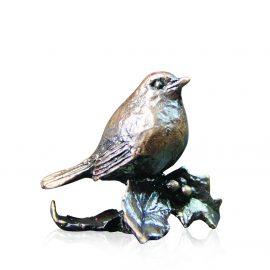 Art In Bronze Robin Figurine