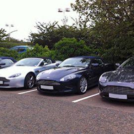 Aston Martin Adventure