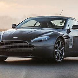 Aston Martin V8 Vantage Thrill