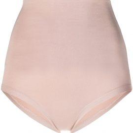 Atu Body Couture high-waisted stretch briefs - Neutrals