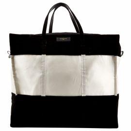 Balenciaga Bazar Bag velvet travel bag