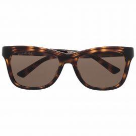 Balenciaga Eyewear BB0151S D-frame sunglasses - Brown