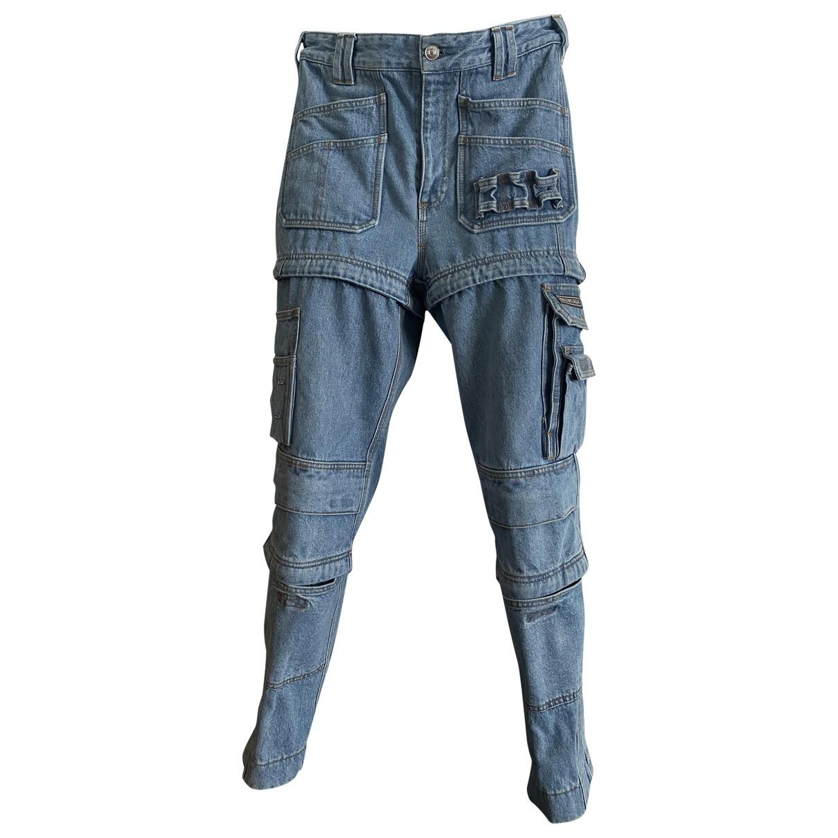 Balenciaga N Blue Denim - Jeans Jeans for Women