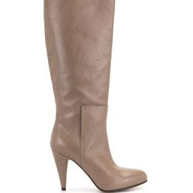 Balenciaga Pre-Owned 95mm knee-high boots - Brown