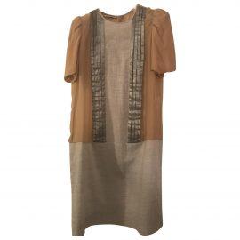 Balenciaga Silk mini dress