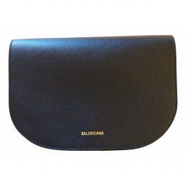 Balenciaga Ville Day leather bag