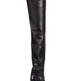Betty Over-The-Knee Leather Boots
