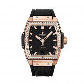 Big Bang King Gold Diamonds 39mm Watch