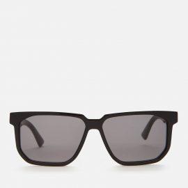 Bottega Veneta Men's Acetate Sunglasses - Black/Grey