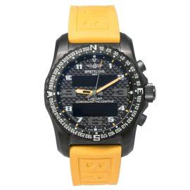 Breitling Black Titanium Cockpit B50 Men's Wristwatch 46 mm