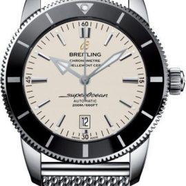 Breitling Watch Superocean Heritage II 46 Steel Ocean Classic Bracelet