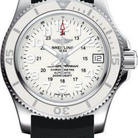 Breitling Watch Superocean II 36 Diver Pro III Tang Type