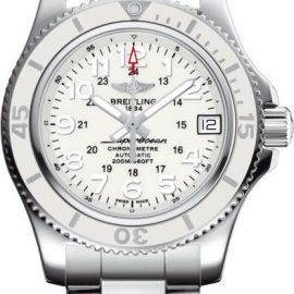Breitling Watch Superocean II 36 Professional III Bracelet