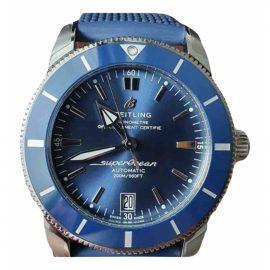 Breitling blue Ceramic Watches