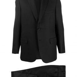 Brioni single breasted blazer - Black