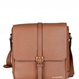 Burberry 'Bryett' Cross Body Bag Tan