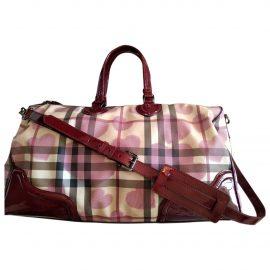 Burberry Cloth travel bag