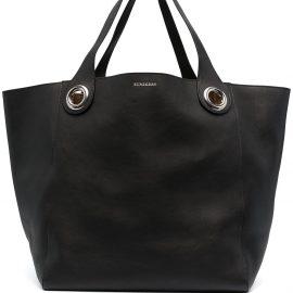 Burberry extra-large shoulder bag - Black