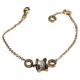 Bvlgari B.Zero1 pink gold bracelet