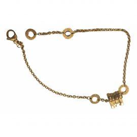 Bvlgari B.Zero1 yellow gold bracelet