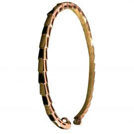Bvlgari Serpenti Viper pink gold bracelet